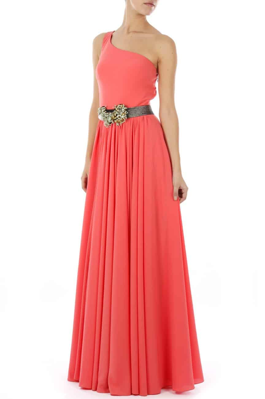 fabricación hábil original de costura caliente cupón doble vestido-coral-boda archivos - Las bodas de Tatín