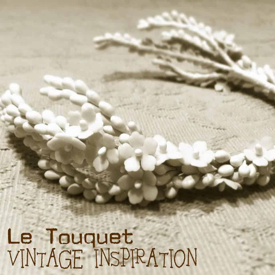 Le Touquet vintage inspiration