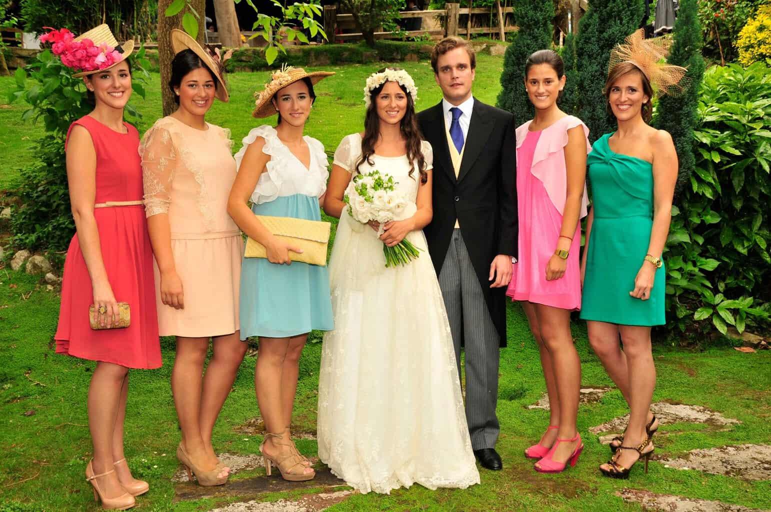 Vestido invitada boda campestre
