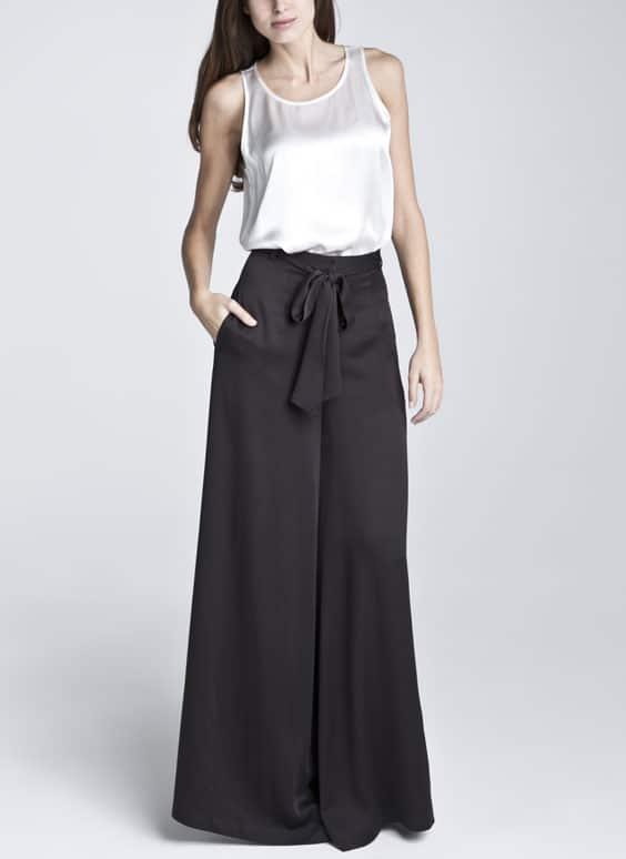 Invitadas: blusa + pantalón - Las bodas de Tatín