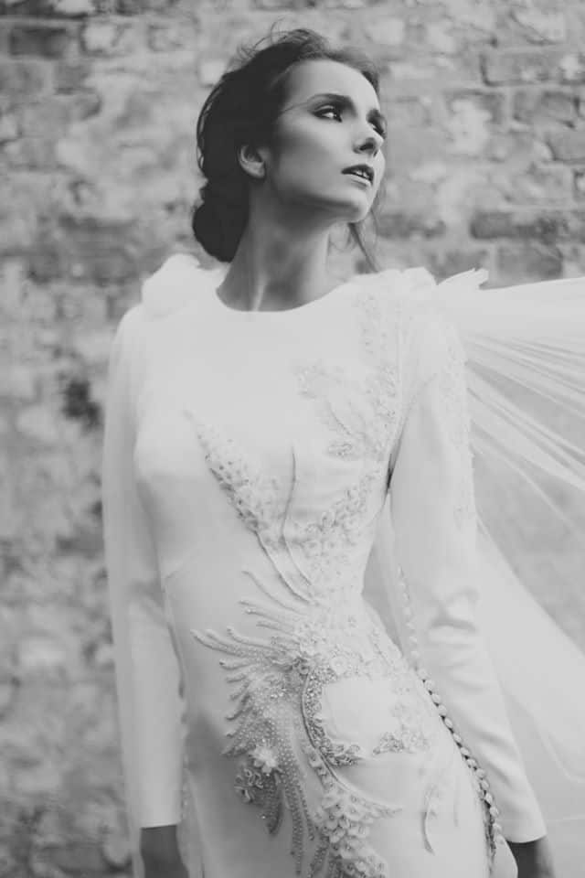 vestidos de novia para lucir tipazo - las bodas de tatín