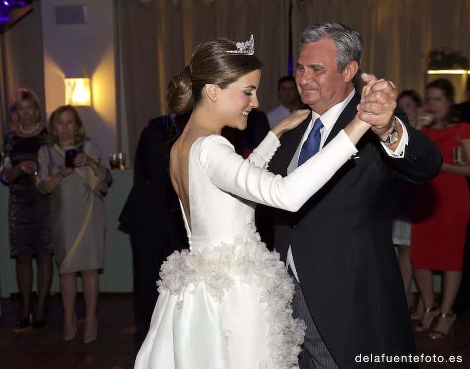 la novia de la falda mágica - las bodas de tatín