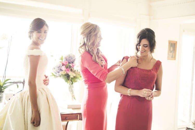 Mamá, la seda salvaje y demás tejidos viejunos - Las bodas de Tatín