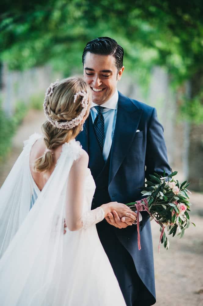 el vestido de novia de nectarine - las bodas de tatín