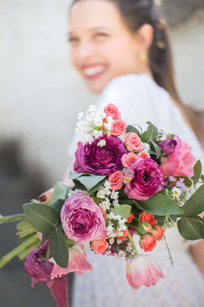La novia jolie adora seguir las tendencias - Las bodas de Tatín