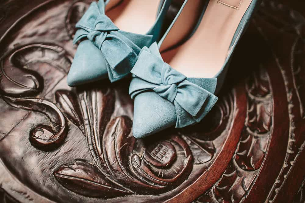 la novia de los zapatos azules - las bodas de tatín