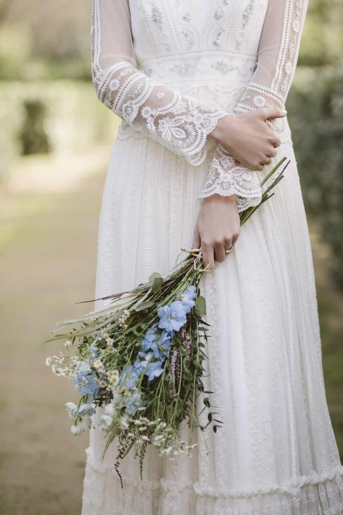 f38fbdd70 Dalia la novia de primavera - Las bodas de Tatín