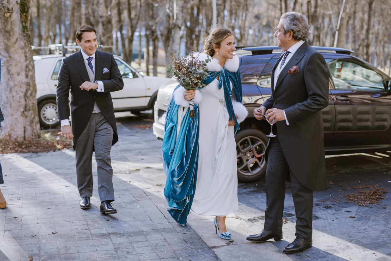 36516c91a La novia de la capa azul - Las bodas de Tatín